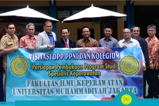 Persiapan Pembukaan Program Spesialis